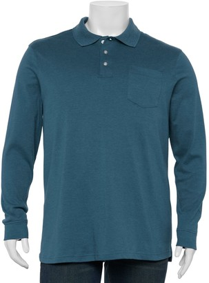 Croft & Barrow Men's Extra-Soft Polo