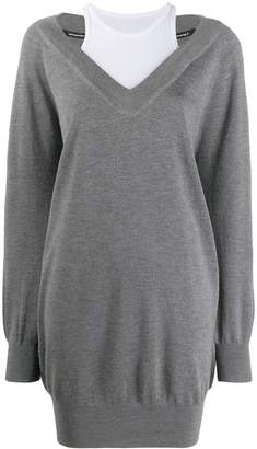 Alexander Wang long sleeved sweater