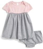 Nordstrom Infant Girl's Floral Dress & Leggings Set