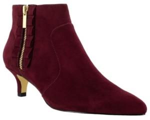 Bella Vita Sadie Ii Booties Women's Shoes