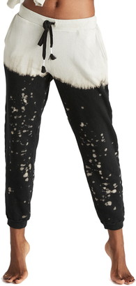 Strut-This Frenchie Tie Dye Joggers