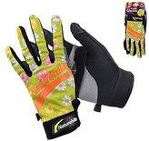 Nature Hike Naturehike Summer Climbing Gloves Unisex Breathable Hiking Gloves Cycling Gloves Telefingers Gloves (Women, S)