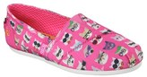 Skechers Women's Bobs Plush Kitty Smarts Memory Foam Slip On