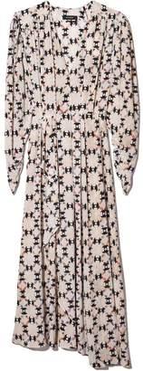 Isabel Marant Blaine Dress in Ecru