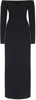 Antonio Berardi Off-The-Shoulder Evening Gown