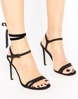Asos Velvet Cross Multiway Wrap Choker or Anklet
