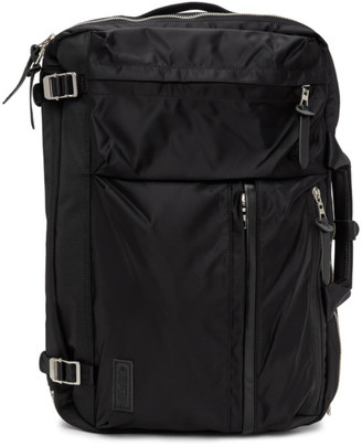 Master-piece Co Master Piece Co Black Lighting 3 Way Backpack