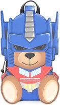 Moschino Transformer Teddy backpack - women - PVC - One Size