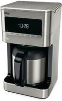 Braun BrewSense 10-Cup Drip Coffee Maker with Thermal Carafe