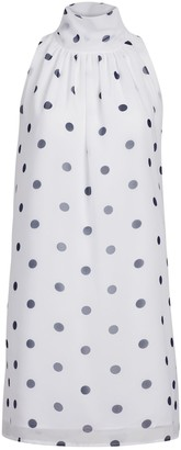 New York & Co. Sabrina Dot-Print Dress - Eva Mendes Collection