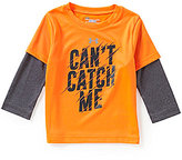 Under Armour Baby Boys 12-24 Months Can't Catch Me Slider Tee