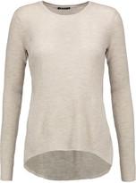 Theory Ellyna ribbed merino wool sweater