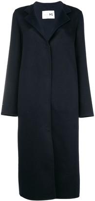 Manzoni 24 Single Breasted Coat