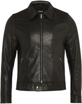 Oxford Axel Leather Jacket Blk X