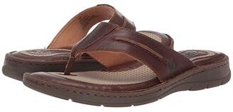 Børn Whitman (Black Full Grain Leather) Men's Shoes
