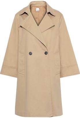 Iris & Ink Rorik Cotton-twill Trench Coat