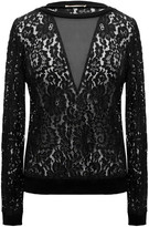 Gold Hawk English Lace Pullover