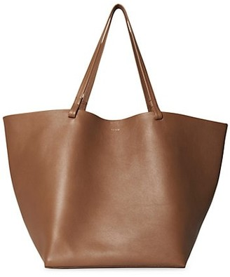The Row Extra-Large Park Leather Tote