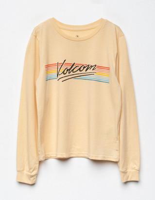 Volcom Made From Stoke Girls Tee