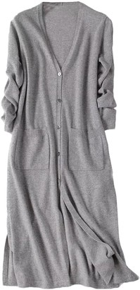 Goodnight Macaroon 'Paige' Soft Wool Button Down Duster Cardigan (3 Colors)