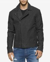 Calvin Klein Jeans Men's Elephant Biker Coat
