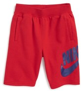 Nike Alumni French Terry Knit Shorts (Toddler Boys & Little Boys)