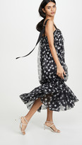 Cherry Spot Bubble Dress