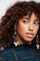 Free People Mirabella Stone Drop Earrings