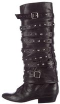 Golden Goose Deluxe Brand Studded Pointed-Toe Boots