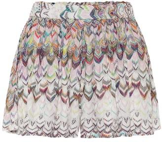Missoni Mare Knit shorts