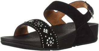 FitFlop Women's LULU Aztek Stud Back-Strap Sandals
