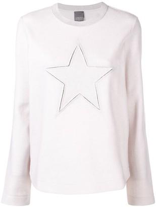 Lorena Antoniazzi Star sweater