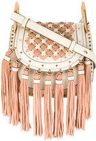 Chloé Hudson shoulder bag - women - Leather/Suede/plastic - One Size