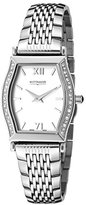 Wittnauer Women's White Dial Stainless Steel DIamonds