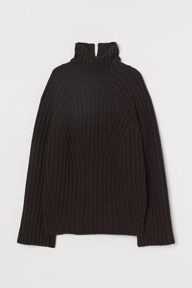 H&M Wool Turtleneck Sweater