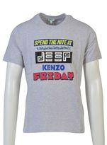 Kenzo Flyer T-shirt