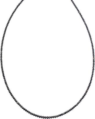 Black Diamond Sethi Couture Beaded Necklace