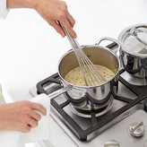 Williams-Sonoma Signature Thermo-CladTM Stainless-Steel Saucepan