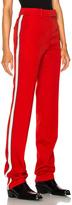 CALVIN KLEIN 205W39NYC Wool Twill Trousers