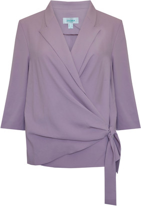 Jovonna London Lavender Laelia Jacket - XS | Lavender