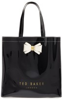 Ted Baker Large Icon - Bow Tote - Black