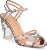 Thalia Sodi Carsyn Block-Heel Sandals, Created for Macy's