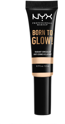NYX Born To Glow Radiant Concealer 5.3Ml Pale
