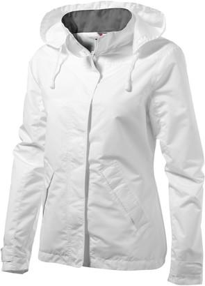 Slazenger Womens/Ladies Top Spin Jacket (M) (White)