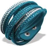 Luna Crystal Slake Bracelet with Beautiful Elements - Multi Aqua