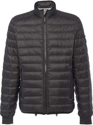 Prada Technical fabric puffer jacket
