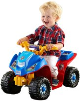 Fisher-Price Power Wheels Nickelodeon PAW Patrol Lil' Quad