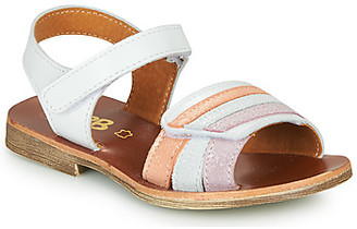 GBB MIMOSA girls's Sandals in White