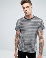 Bellfield Jacquard T-Shirt