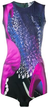 Maison Margiela Space Print Bodysuit